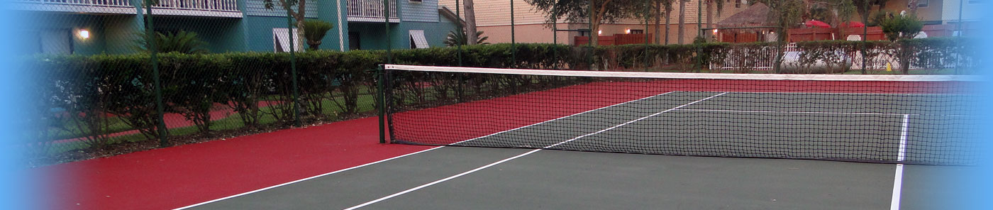 Florida Vacation Tennis Courts