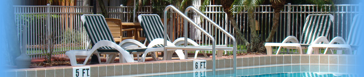 Florida Vacation Pool Chairs